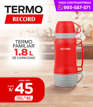 Termo Record 1.8 Lt