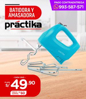 Batidora Manual Nexw Mixo Práctika