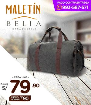 Maletin Belia