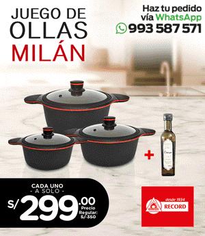 Ollas Milan