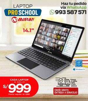 Laptop Pro School