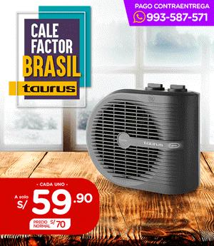 Calefactor Brasil 2.5 - Taurus