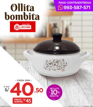 Ollita Bombita Record N°16