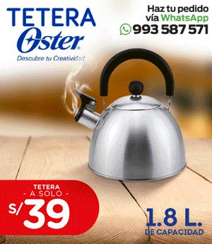 Tetera Oster