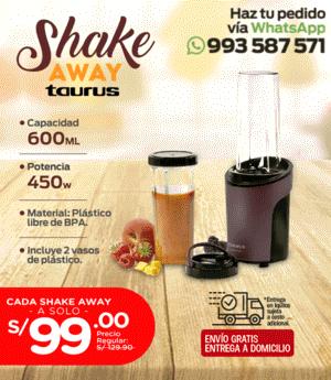 Shake Away - Taurus