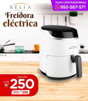 Freidora Eléctrica Air Fryer