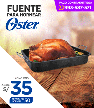 Fuente Oster