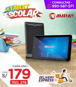 "Tablet Miray MIDM_737 7"" 8GB"