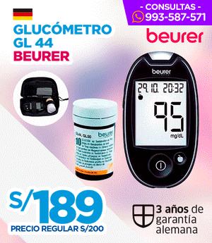 Glucómetro Gl 44 - Beurer