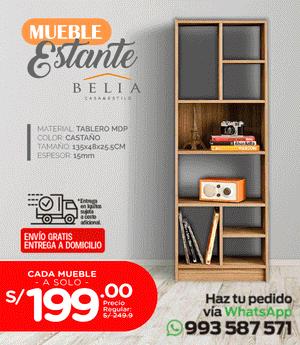 Mueble Estante - Belia