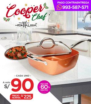 Cooper Chef Fortaleza