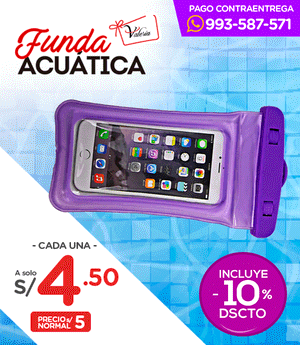 Funda Acuática (Mod.A)