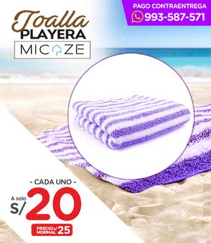 Toalla Playera