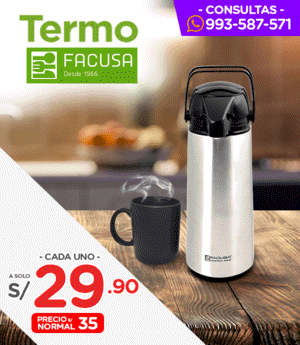 Termo Facusa 1.9 Lts