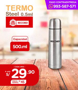 Termo Balín Record 500 ml