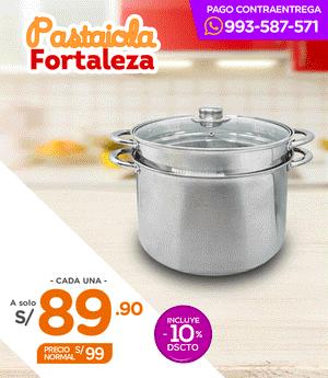Pastaiola Fortaleza 24 cm