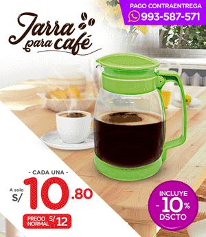Jarra para Café 1.8 Lt.