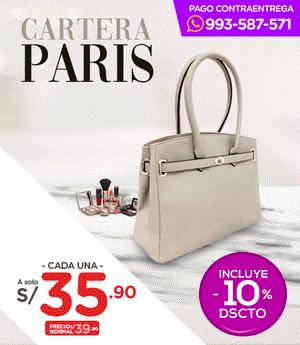 Cartera Paris - Belia