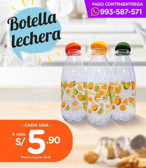 Botella Lechera Casalinda